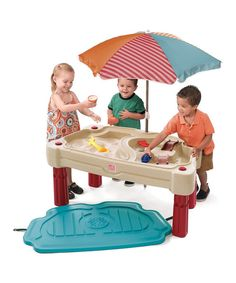 Take a look at the Adjustable Sand & Water Table on #zulily today!
