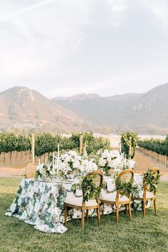 Classic Vineyard Elegance at Epona Estate