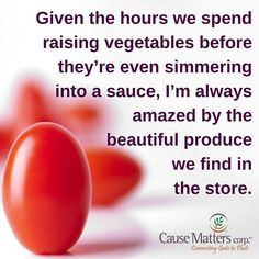 Do you ever walk into the grocery store and  just wonder - where does food come from and how does it get here? Hint: it does not originate in the store distributors or processors.
