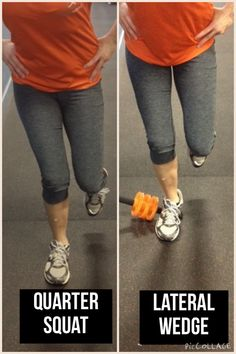 Knee stability-Corrective exercises