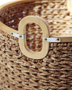 Seagrass BasketsSeagrass Baskets