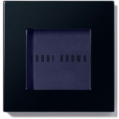 Bobbi Brown Eye Shadow, 0.08 oz (1,220 DOP) ❤ liked on Polyvore featuring beauty products, makeup, eye makeup, eyeshadow, beauty, fillers, eyes, rich navy, bobbi brown cosmetics and palette eyeshadow