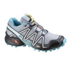 Salomon Speedcross 3 Trail-Running Shoes – Women's Best Trail Running Shoes, Running Shoes On Sale, Salomon Speedcross 3, Salomon Shoes, Trekking, Me Too Shoes, Sport, Boots, Sneakers
