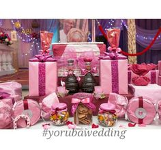 Wedding Gift Ideas Nigeria : Yoruba traditional wedding, eru iyawo. Nigeria traditional wedding ...