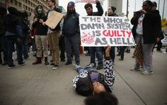 While the DC Elite Joked About Police Violence, Here's What Was Happening in Baltimore