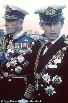 Prince Charles with his great-uncle and godfather, Earl Mountbatten, who was murdered in Ireland. Born Louis Francis Albert Victor Nicholas 25 June 1900 Frogmore House, Windsor, Berkshire, England Died 27 August 1979 (aged 79) Mullaghmore, County Sligo, Ireland
