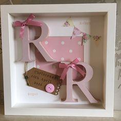 ��Personalised Twin, Baby, Birth, Christening, Boy & Girl Frames…