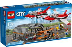 Buy LEGO City Aiport Air Show - 60103 at Argos.co.uk, visit Argos.co.uk to shop…