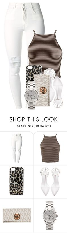 """"""" hey , wassup , hello . seen yo pretty a-ss soon as you came through the door """" by senayaa ❤ liked on Polyvore featuring (+) PEOPLE, Miss Selfridge, Kate Spade, Zara, MICHAEL Michael Kors and Michael Kors"""