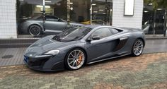2015 McLaren 675 LT - Only 3800km