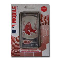 iPhone 4/4S Pennant Case Boston Red Sox