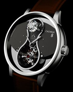 Cacheux 8 Tourbillon Watch