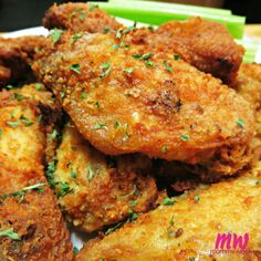 Hello everyone, come back with us. In this article about easy chicken wings recipe, we have prepared it well for you to read, and get the be. Crispy Fried Chicken Wings, Dry Rub Chicken Wings, Honey Baked Chicken, Honey Chipotle Chicken, Ranch Fried Chicken Wings Recipe, Deep Fried Wings Recipe, Ranch Chicken, Recipe Chicken, Gastronomia