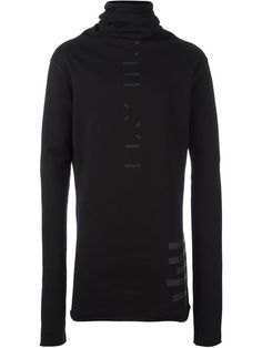 UNRAVEL 'Terry' high neck jumper. #unravel #cloth #jumper