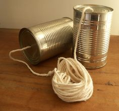 Tin Can Telephone Good Old Times, The Good Old Days, Antique Toys, Vintage Toys, Childhood Memories 90s, Funny Videos For Kids, Stuff And Thangs, Sweet Memories, Old Toys