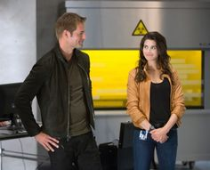 Josh Holloway - Intelligence and Meghan Ory