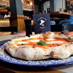Pizza Margherita Social Club Hamburg
