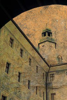#schloss mit #textur #art #artfoto Innsbruck, Photos, Texture, Creative