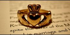 Claddagh ring: la fede irlandese - laCOOLtura