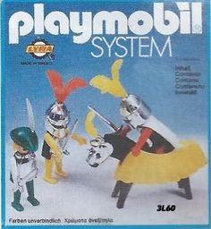 Resultado de imagem para playmobil 80s