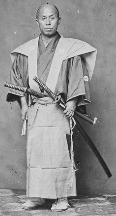 Samurai.                                                                                                                                                                                 More