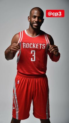 Chris Paul for Houston Rockets