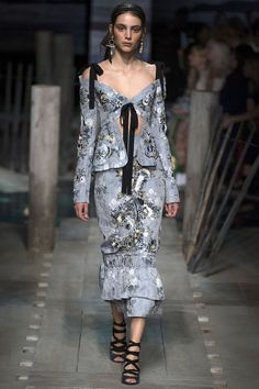 Erdem Spring/Summer 2017 Ready-To-Wear Collection - 7/40