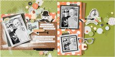For You by Vicki Boutin for Scrapbook & Cards Today Magazine - Fall 2016