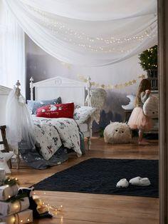 Déco : une chambre onirique pour votre enfant