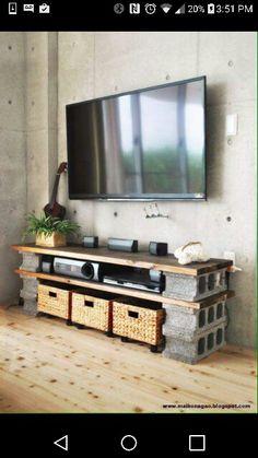 10 alternatives au coin TV classique | Home Decor Inspiration ...