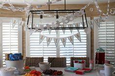 Elf Themed 1st Birthday Party