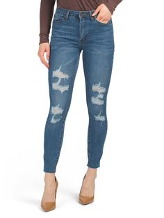 Skinny Fit, Skinny Jeans, Polyester Spandex, Fall Vest, Patched Jeans, Closure, Detail, Pocket, Zip