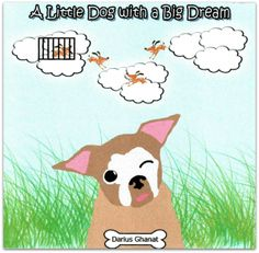 CD A Little Dog with a Big Dream