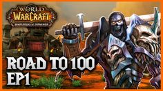 ► Nos vamos a DRAENOR! | Warlords of Draenor | Road to level 100 | #1