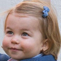 Princess Charlotte. So cute!                                                                                                                                                                                 More