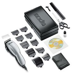 Complete Mixed Hair Cutter Trimmer Styling Cutting w/ Attachmen Box Tool Set NEW Barber Clippers, Head Shaver, Hair Cutter, Hair Clippers & Trimmers, Magnetic Motor, Mixed Hair, Printable Coupons, Cool Haircuts, Styling Tools
