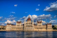 Parliament Bulding - Budapest, Hungary