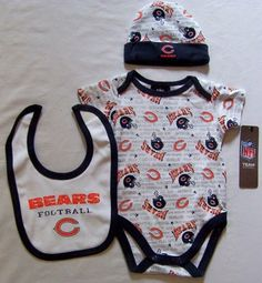 1000+ ideas about Chicago Bears Baby on Pinterest | Baby, Denver ...