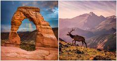 Top 15 des Parcs Nationaux défendus par Département de lIntérieur des États-Unis ce que lAmérique a de mieux à offrir