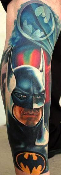 TattooOlogy | Batman tattoo