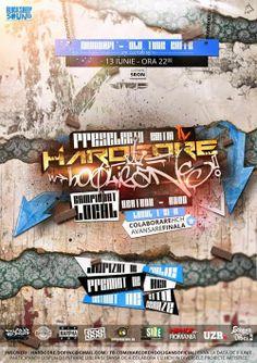 ELADIO prezinta : Hip-Hop Din Romania: Hardcore Hooligans IV (Năvodari, 13 iunie)