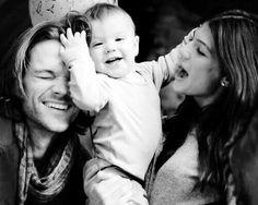 The Padalecki Family <3