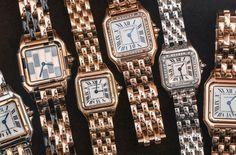 Cartier Panthère De Cartier Watches Hands-On