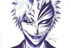 my_kurosaki_ichigo_drawing_by_laahmichelle-d47y0hr.jpg (1068×747)