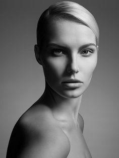 "Amazing face... Photography: David Benoliel Hair and makeup: Markus Kopp Model: Gintare Sudziute Wilhelmina Models Miami Post: Stefka Pavlova """