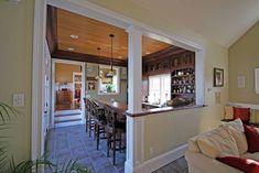 Cummings Architects LLC, | Renovations - traditional - family room - boston - Cummings Architects, LLC.