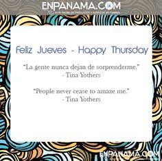 Sorprenderme ... Amaze me ...   #PANAMA #EnPanama #TRAVEL #QUOTES #VIAJES #CITAS http://www.facebook.com/en.panama  EnPanama.com