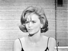 What's My Line? - Lee Remick; Orson Bean [panel] (Jan 10, 1965) - YouTube