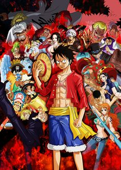 One Piece characters, Dressrosa, cool; One Piece One Piece Series, One Piece World, Nami One Piece, One Piece Anime, Manga Anime, One Piece Photos, Ace And Luffy, The Pirate King, Image Manga
