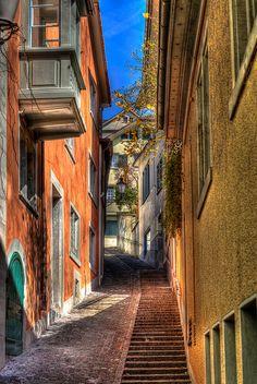 Zurich Old Town - Switzerland